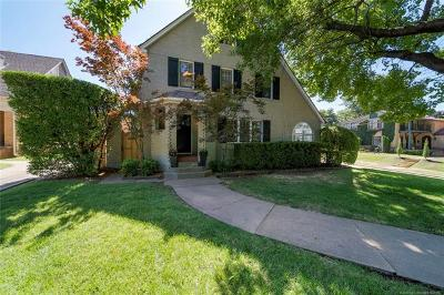 Tulsa Single Family Home For Sale: 2265 S Saint Louis Avenue