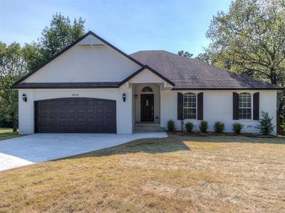 Sapulpa Single Family Home For Sale: 8644 Westway Road