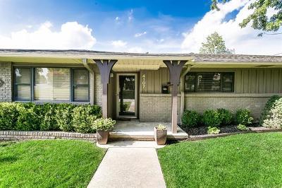 Tulsa Single Family Home For Sale: 4107 E 42nd Street