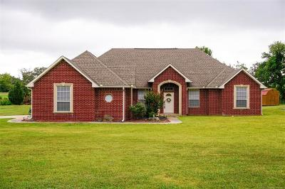 Ada Single Family Home For Sale: 11371 County Road 1518 Circle