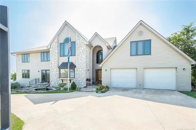 Catoosa Single Family Home For Sale: 19190 Valley View Lane
