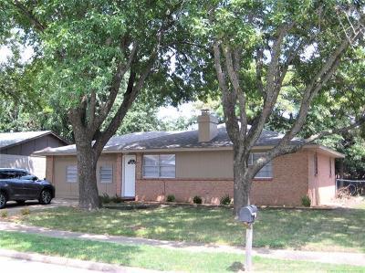 Broken Arrow Single Family Home For Sale: 1753 S Pecan Court