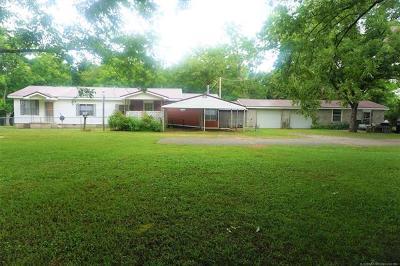 Dewar Single Family Home For Sale: 908 W 7th Street