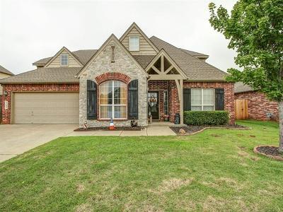 Broken Arrow Single Family Home For Sale: 4204 W Kent Street