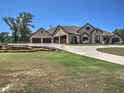 Creek County Single Family Home For Sale: 13380 S Garrett Street