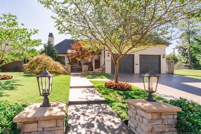 Tulsa Single Family Home For Sale: 3519 S Troost Avenue
