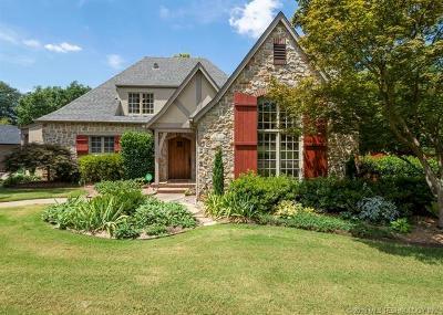 Tulsa Single Family Home For Sale: 3710 S Xanthus Avenue
