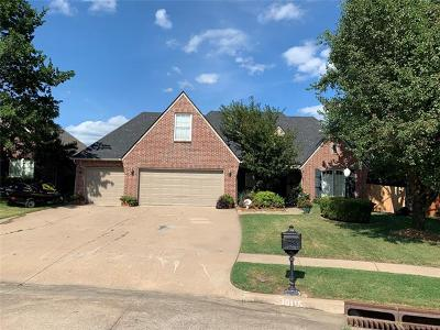 Owasso Single Family Home For Sale: 10115 E 94th Street North