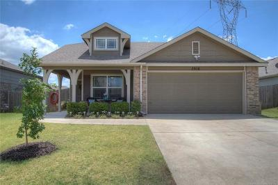 Jenks Single Family Home For Sale: 3916 W 104th Place S