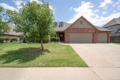 Owasso Single Family Home For Sale: 9307 N 96th East Avenue