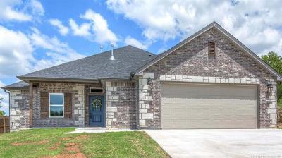 Sand Springs Single Family Home For Sale: 413 E 48th Court