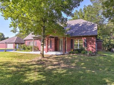 Catoosa Single Family Home For Sale: 26550 E 14th Street
