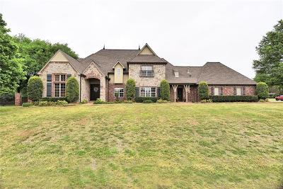 Osage County, Rogers County, Tulsa County, Wagoner County Single Family Home For Sale: 13258 S 117th East Court