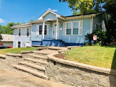 Drumright Single Family Home For Sale: 202 N Pennsylvania Avenue