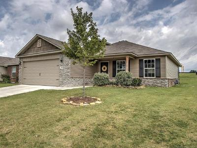 Bixby Single Family Home For Sale: 14893 S Hudson Avenue