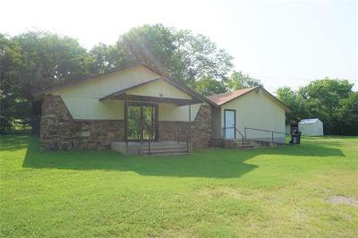 Schulter Single Family Home For Sale: 13750 Ginseng Street