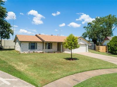 Jenks Single Family Home For Sale: 2895 W 111th Place S