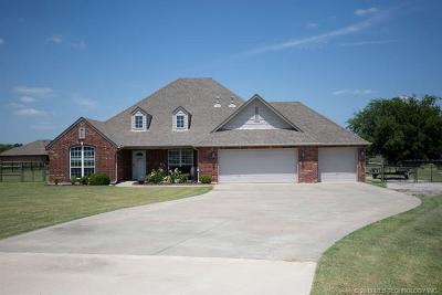 Collinsville Single Family Home For Sale: 11767 Sandstone Drive
