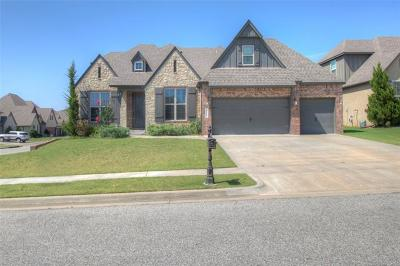Bixby Single Family Home For Sale: 5727 S 145th Place