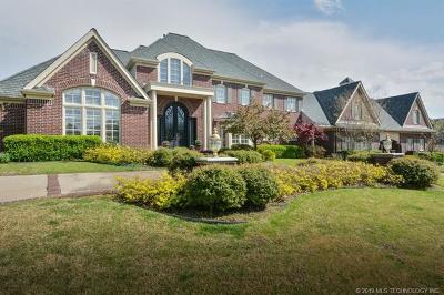 Tulsa County Single Family Home For Sale: 7907 S Braden Avenue