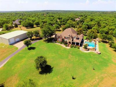 Claremore Single Family Home For Sale: 4510 E 490 Road