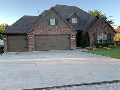 Coweta Single Family Home For Sale: 26341 E 114th Court S