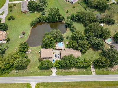 Owasso Single Family Home For Sale: 9345 N 145th East Avenue