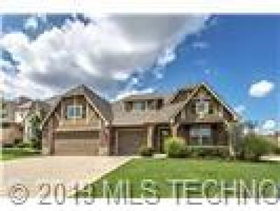 Jenks Single Family Home For Sale: 2513 E 138th Court S