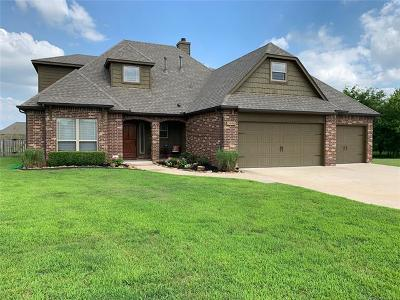 Skiatook Single Family Home For Sale: 3880 E 130th Place N