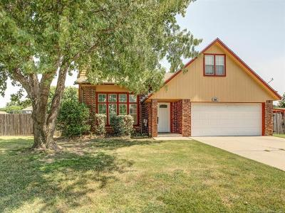 Owasso Single Family Home For Sale: 7809 N 130th East Court