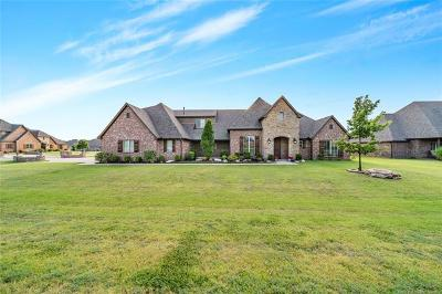 Owasso Single Family Home For Sale: 19455 E 69th Street North