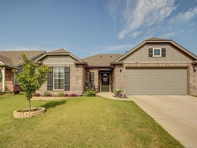 Jenks Single Family Home For Sale: 10436 S Kennedy Street West
