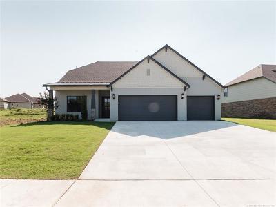 Tulsa Single Family Home For Sale: 8635 S Quanah Avenue