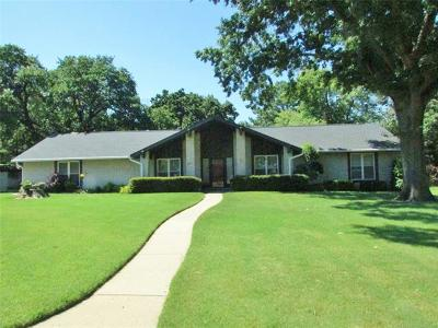 Muskogee Single Family Home For Sale: 2835 Suroya Street