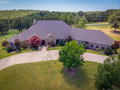Ada Single Family Home For Sale: 18021 County Road 1558