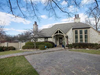 Creek County, Okmulgee County, Tulsa County Single Family Home For Sale: 2703 S Birmingham Place