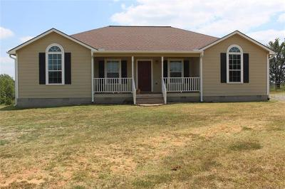 Bristow Single Family Home For Sale