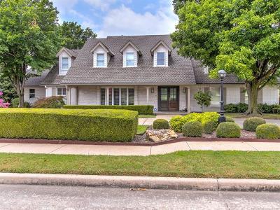 Broken Arrow Single Family Home For Sale: 3611 S Orange Circle