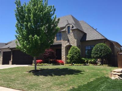 Broken Arrow Single Family Home For Sale: 5700 W Austin Street