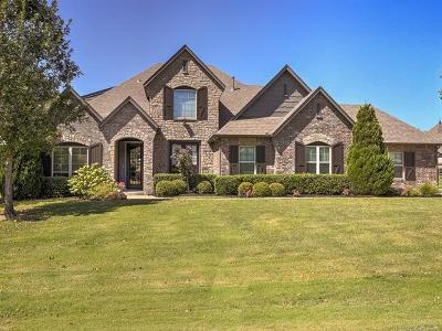 Owasso Single Family Home For Sale: 8418 N 67th East Avenue