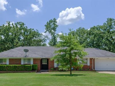 Sapulpa Single Family Home For Sale: 1220 E Teresa Avenue