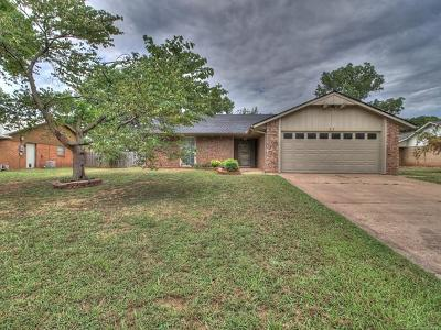 Stillwater Single Family Home For Sale: 1512 E Will Rogers Drive
