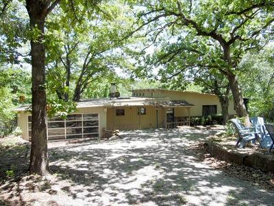 Cookson OK Single Family Home For Sale: $345,000