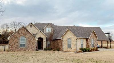 Ada Single Family Home For Sale: 11553 County Road 1518 Circle