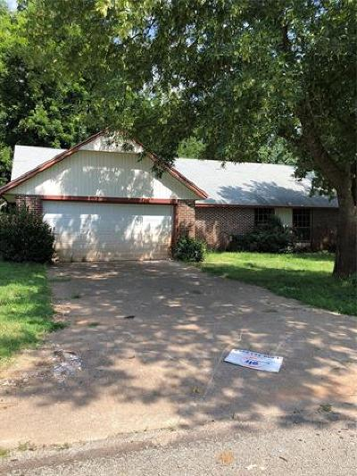 Sand Springs Single Family Home For Sale: 1611 S 155th West Avenue