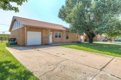 Skiatook Single Family Home For Sale: 409 S Fairfax Avenue W