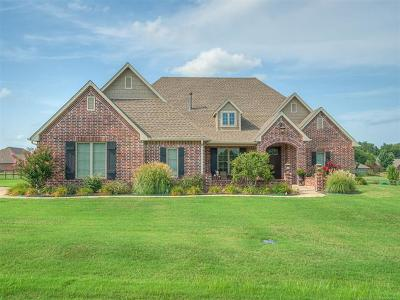 Claremore Single Family Home For Sale: 15397 Lakewood Court