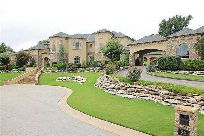 Creek County, Okmulgee County, Tulsa County Single Family Home For Sale: 10914 S Marion Avenue