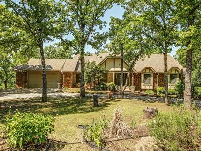 Creek County Single Family Home For Sale: 4519 W 83rd Street