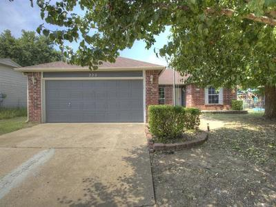 Catoosa Single Family Home For Sale: 222 N Christy Street